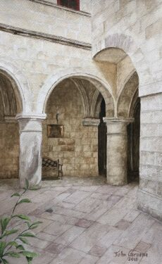 Inside The Inquisitor's Palace