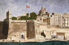 Senglea Behind The Bastions